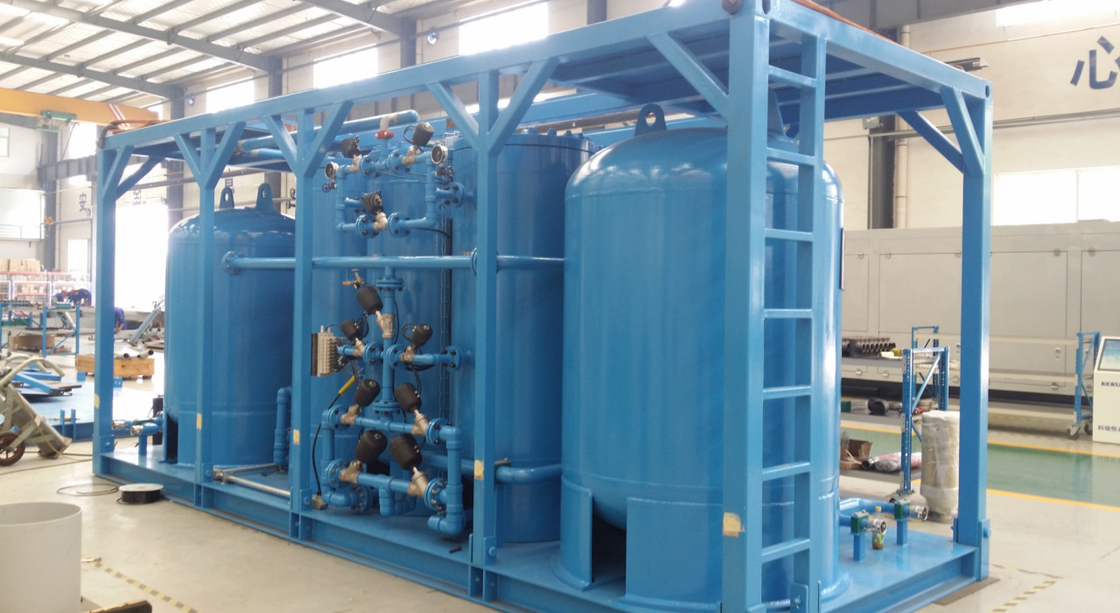 Dew Point -40 Degree Nitrogen Generation Plant Psa Nitrogen Gas Generator